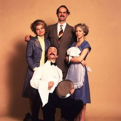 John Cleese rules out Fawlty Towers musical, says BBC has 'screwed up comedy'