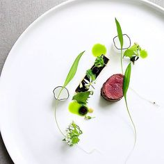 Stunning Food Plating