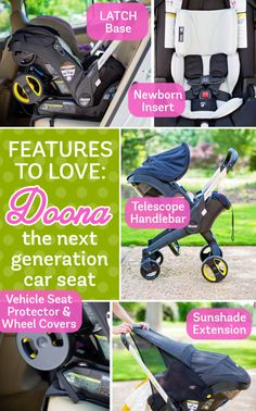 Gear Guide: Doona by Simple Parenting – The Next Generation Car Seat » Daily Mom
