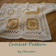 HanJan Crochet's Pattern Store on Craftsy | Support Inspiration. Buy Indie.