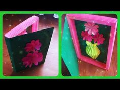 Объемная Открытка Книжка Своими Руками в Подарок на День Рождения, 8 Марта, День Матери - YouTube