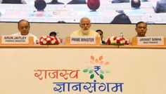 Prime Minister Narendra Modi on Thursday held an interactive session with the top brass of the two revenue collection