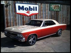 1966 Chevrolet Chevelle 5.3L, Automatic presented as lot S51 at Houston, TX 2012 - image1