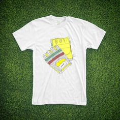 Classic cloves cycling t-shirt