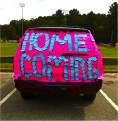 5 fun offbeat trends of southern proms prom homecoming and thats a lot of sticky notes cute way to ask someone to the dance homecoming ccuart Images