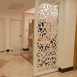 Continental cut off hollow carved panels custom orders porch off the living room big surprise partition wall hollow partition