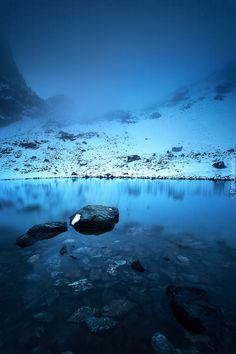 Les lacs Robert - Massif de Belledonne by Patrice MESTARI, via 500px