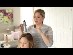 Fine Hair Styling Tips - YouTube