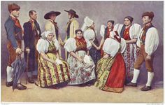 CHODSKO Folk Costume, Costumes, Painting, Bb, Dress Up Clothes, Fancy Dress, Painting Art, Paintings, Painted Canvas
