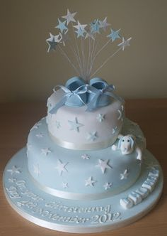 Sugar Ruffles, Elegant Wedding Cakes. Barrow in Furness and the Lake District, Cumbria: Christening Cake and Cake Pops