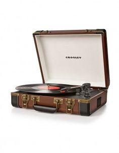 Lovely Turntable by Crosley - Promociones