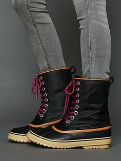 e2de49929e0529 Sorel 1964 Premium Weather Boot at Free People Clothing Boutique Sorel Boots  Womens