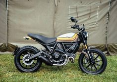 Scrambler Ducati, due novità al Wheels & Waves