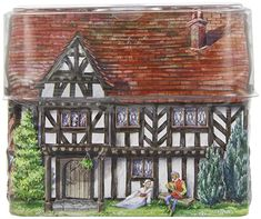 Churchill de Tudor Cottage con estaño de vainilla 200 g: Amazon.com: Grocery & Gourmet Food Vintage Tins, Vintage Antiques, Retro Vintage, Churchill, Tudor Cottage, Vanilla Fudge, Tin House, English Tudor, Box Houses