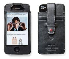 Capa para iPhone + carteira