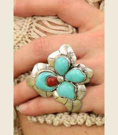 MOUNTAIN LILY RING - Junk GYpSy co.