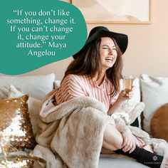 What do you want to change and how are you going to change it? If you can't change it, how are you going to change your attitude? Whatever it is, we can help you. Let us know. Maya Angelou Inspirational Quotes, Inspirational Quotes About Change, Counseling, Attitude, Coaching, Wellness, Training, Therapy