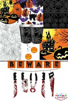 Our range of Halloween party supplies won't swallow your halloween budget and, with free delivery on orders over £50, your budget will stretch to halloween witches hats and glow in the dark halloween stickers too! Order online or call us for your spooky halloween party https://www.partybagsandsupplies.co.uk/occasions/halloween-party