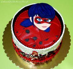 LadyBug Miraculous Cake :)