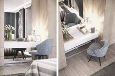 Luxury 3 Bedroom Apartment Design Under 2000 Square Feet (Includes 3D Floor Plan)