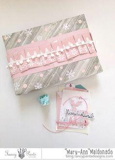 Gift Wrapping by @maldonadomas using @fancypantsdsgns  #gift #wrapping