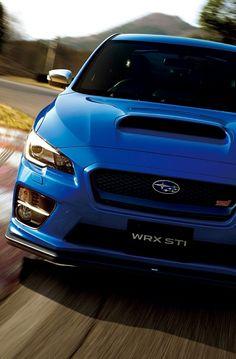 (°!°) 2015 Subaru WRX STI