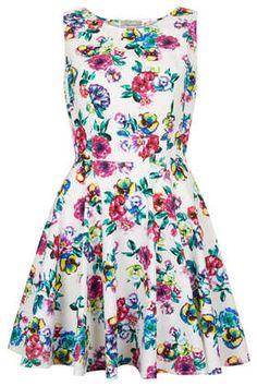 **Skater Dress by Love