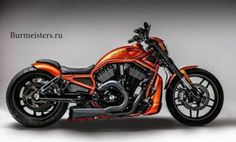 "Awesome custom bike Harley-Davidson Night Rod ""Orange"" by Burmeisters Harley Davidson Night Rod, Harley Davidson Fatboy, Harley Davidson News, Harley Davidson Motorcycles, Custom Motorcycles, Harley Softail, Triumph Motorcycles, Custom Street Bikes, Custom Bikes"
