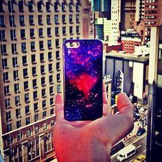 Galaxy iPhone 5 Case - Sprayground