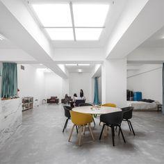 Garage house Lisbon by Fala Atelier