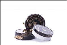 Famaco Cirage Hartwachscreme, in 5 Farben, 50 ml, 13€ pro 100ml erhältlich auch im Shop vom Schuhputzer Peter Borggreve.