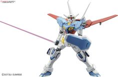 Gundam G-Self (Atmosphere Pack Equipped) (HG) (Gundam Model Kits) Item picture5