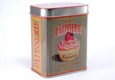 Boîte pour sachets de pâtisserie 8,00 € www.laboutiquedelouise.com