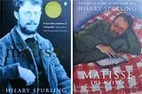 Two amazing books about Matisse one of the biographies of an artist.