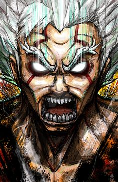 'Asura's Wrath'. Video Game Art, Video Games, Asura's Wrath, Dnd Characters, Character Portraits, Otaku Anime, Comic Art, Wallpapers, Fantasy