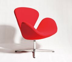 Arne Jacobsen's Swan Chair £767 from Designers Revolt. Original quality designer classics at a fraction of the high street price. Join the Designers Revolt!