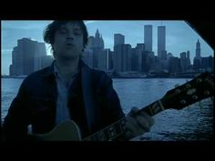 We still love you, New York. | Ryan Adams - New York, New York | Filmed Sept 7, 2001 and dedicated to those who lost their lives on September 11, 2001 and those who worked to save them.