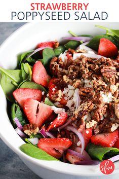 Salad Recipes, Healthy Recipes, Healthy Salads, Clean Recipes, Delicious Recipes, Healthy Foods, Salad Nutrition Facts, Macro Friendly Recipes, Macro Recipes