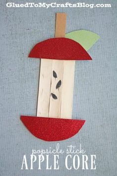 Fall Crafts For Kids - A Little Craft In Your Day diy fall kid crafts - Diy Fall. Fall Crafts For Fall Crafts For Toddlers, Easy Fall Crafts, Crafts For Teens To Make, Crafts For Seniors, Spring Crafts, Toddler Crafts, Senior Crafts, Popsicle Stick Crafts, Popsicle Sticks