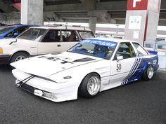Toyota Soarer, MkII, Z20, road legal Shark Nose Track Spec