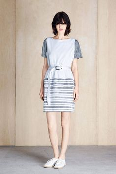 First Look at Rebekka Bay's First Collection for Gap - Gap Spring 2014 Collection - ELLE