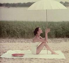 ImpressioniFotografiche - John Rawlings for vogue 1954