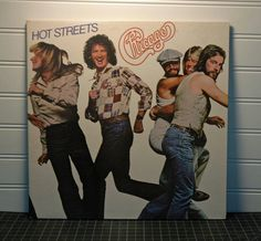 "Chicago ""Hot Streets"" (1972) PC 35512 - Great Lp Album Great Gift Idea! Vinyl - Rock #etsy #music #originallp #vintagevinyl #giftformen #vinylgift http://etsy.me/2D2p2et"