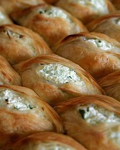 Pastizzi (cheese and meat pies)...interesting Maltese cuisine that I'm gonna have to try :)