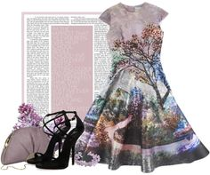 """""""The Dream Garden"""" by weeyz on Polyvore"""