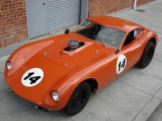 1958 Kellison J4-R