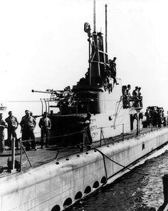USS Gabilan (SS-252) Gato-class US Navy submarine. (google.image) 6.17 #53B