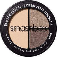 Smashbox - Photo Edit Eyeshadow Trio in Color:Night Shoot (soft beige matte, taupe sheen, warm charcoal sheen) #ultabeauty