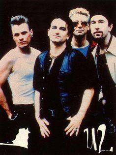 See the stone set in you eyes, see the thorn twist in your size. U2 Achtung Baby, Zoo Station, U2 Songs, Bono U2, Larry Mullen Jr, U 2, Rock Festivals, Irish Boys, Models