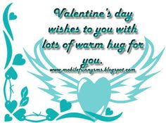happy valentine day sms wallpaper